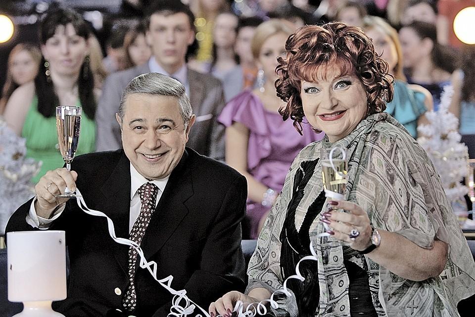 Евгений Петросян и Елена Степаненко прожили в браке 29 лет и нажили немало