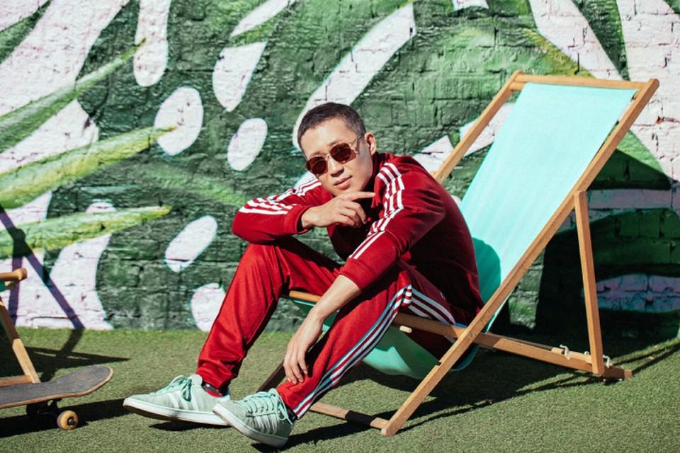 Музыкальный альбом рэпера из Улан-Удэ попал в чарт Apple Music. Фото: официальная страница героя в социальных сетях.