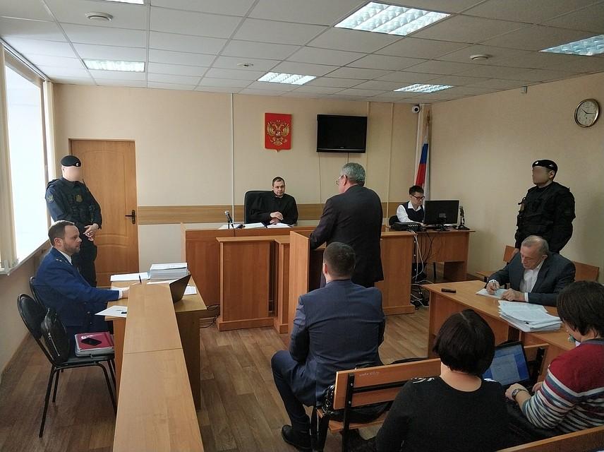 95a0c2920d0 В Завьяловском суде продолжается слушание уголовного дела экс-главы  Удмуртии Александра Соловьева