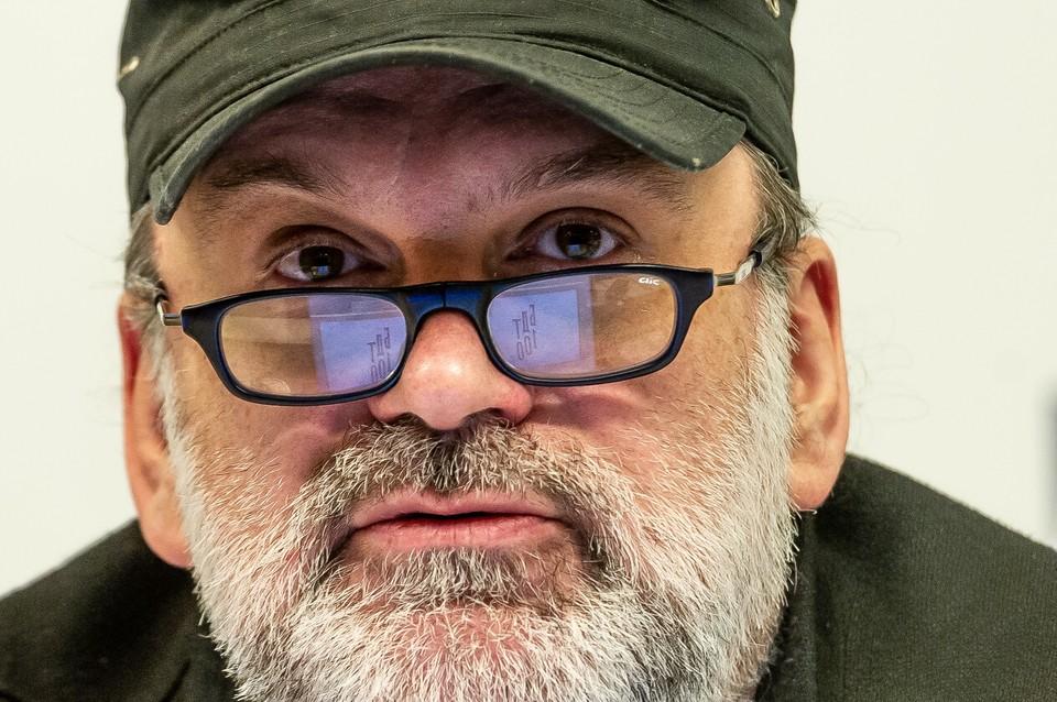 Художественный руководитель театра Андрей Могучий.