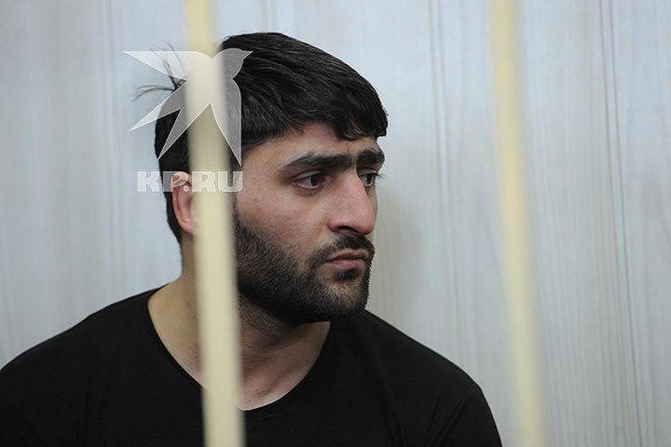 Мурада Касымова, протаранившего пять человек на Невском проспекте, арестовали на 2 месяца