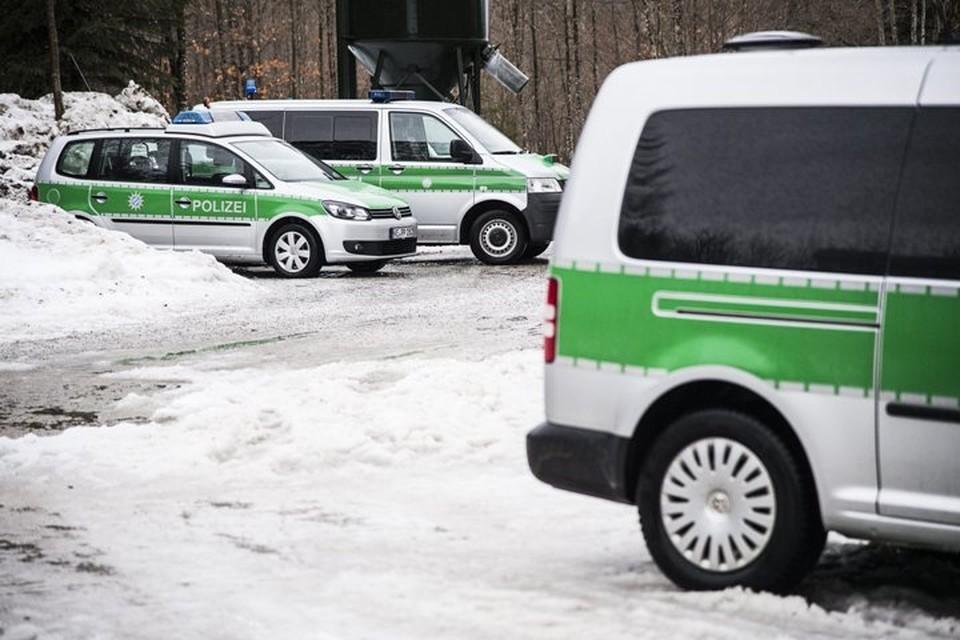 Шведская полиция выясняет обстоятельства случившегося