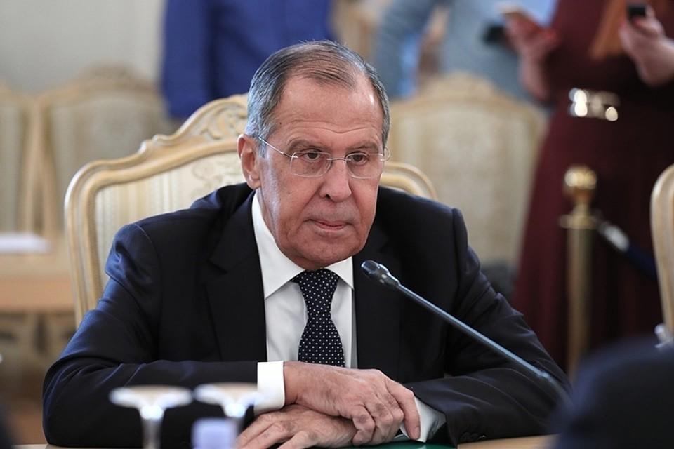Лавров заявил о полном уничтожении «Исламского государства»*