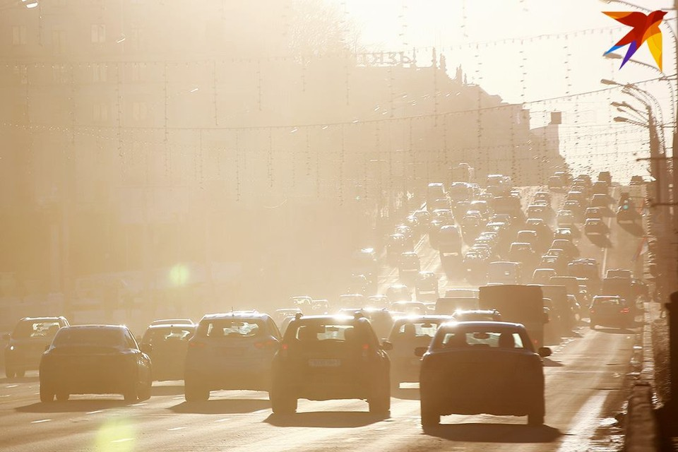 В России начнут штрафовать водителей с белорусскими номерами