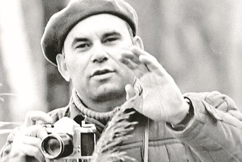 Василий Песков.