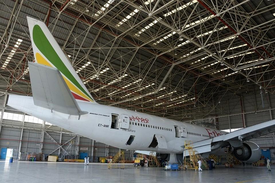 Ранее в воскресенье, 10 марта, крушение потерпел самолет Boeing 737 MAX 8 авиакомпании Ethiopian Airlines