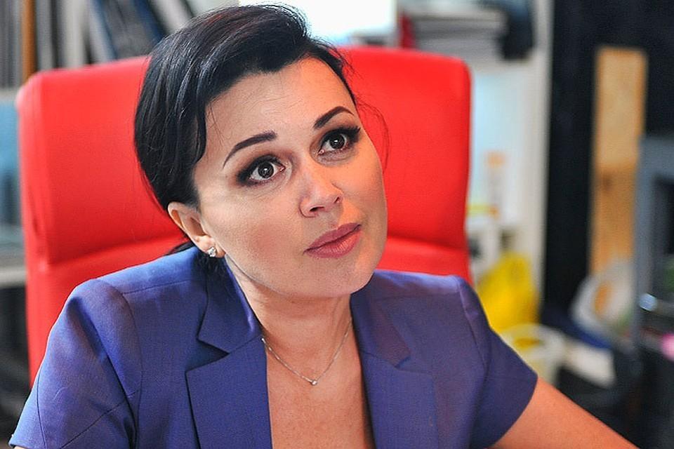 Анастасии Заворотнюк удалось скрыть рождение дочери