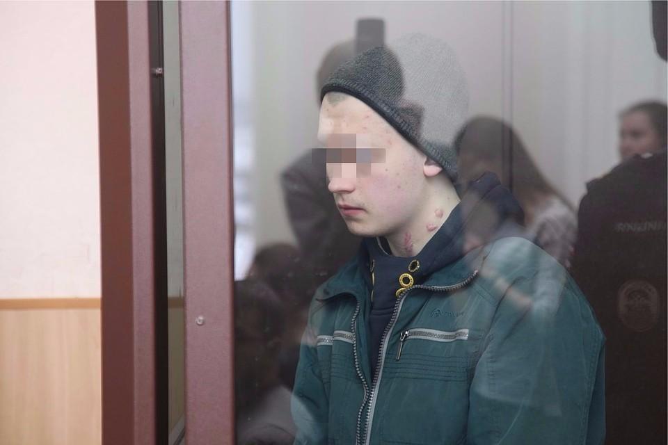 Алексей Б. не скрывал лицо под маской, как его сообщник.