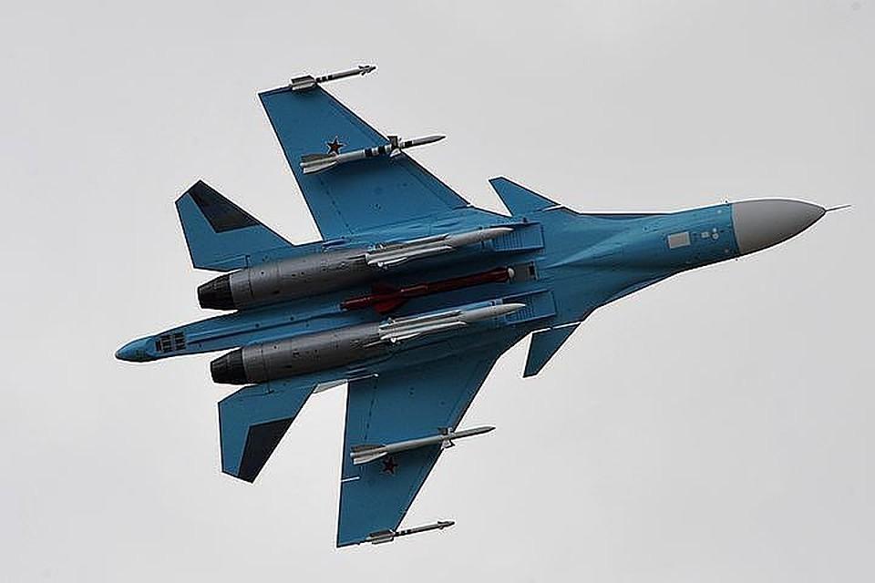Самолет ВВС США совершил пролетел над территорией России