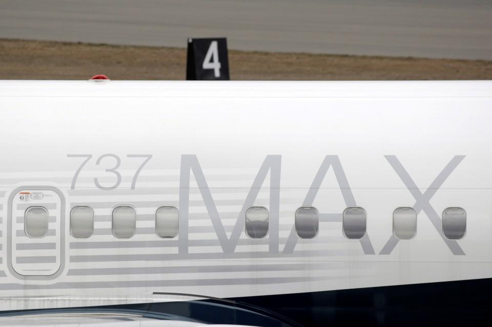 Самолеты модели Боинг 737 МАХ есть у трех российских авиакомпаний