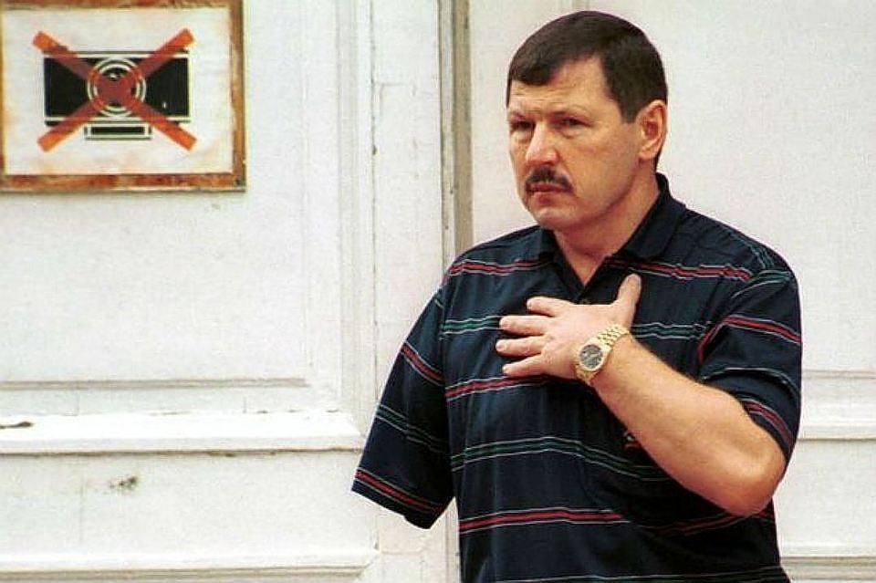 Главе ОПГ «Тамбовские» Владимиру Барсукову (Кумарину) в Петербурге вынесли еще один приговор
