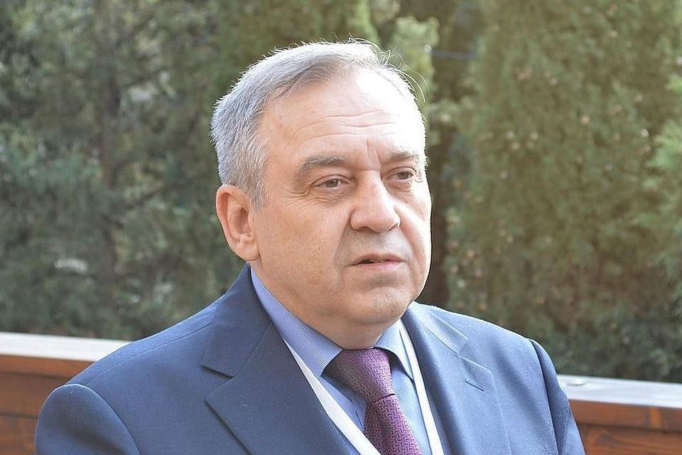 Георгий Мурадов. Фото: пресс-служба правительства Республики Крым