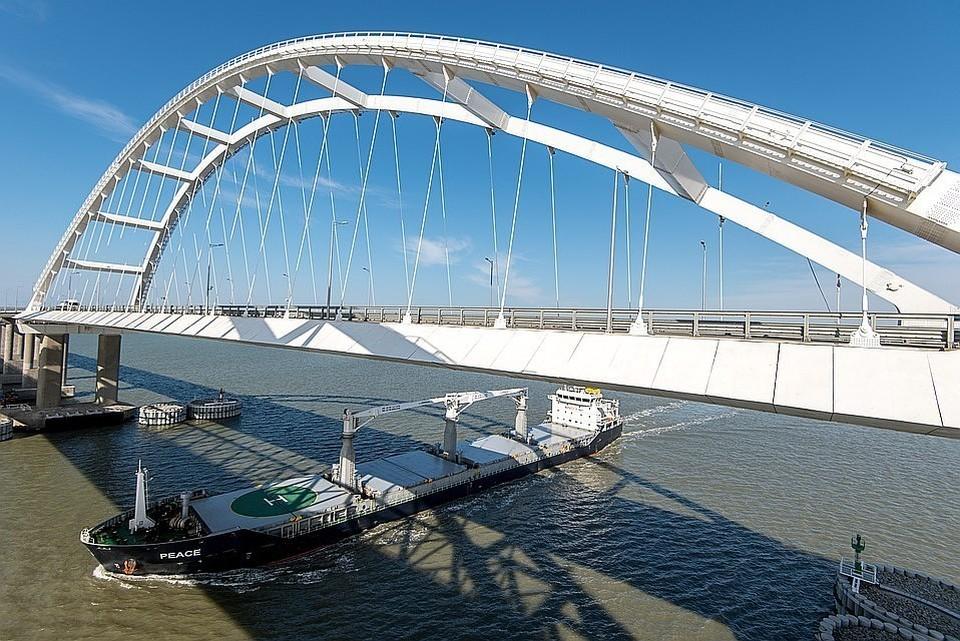 Росгвардия сформировала специальную бригаду для охраны Крымского моста