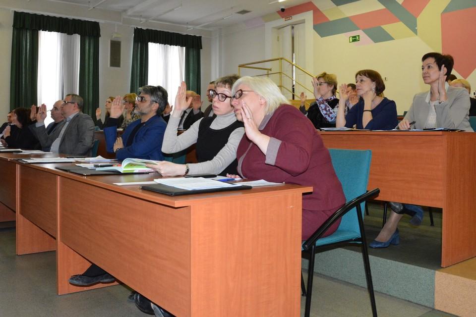 Ученый совет утвердил список кандидатов на пост ректора СГУ им.П.Сорокина