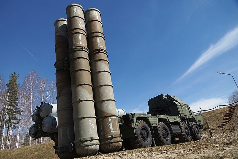Российские зенитно-ракетные системы С-300