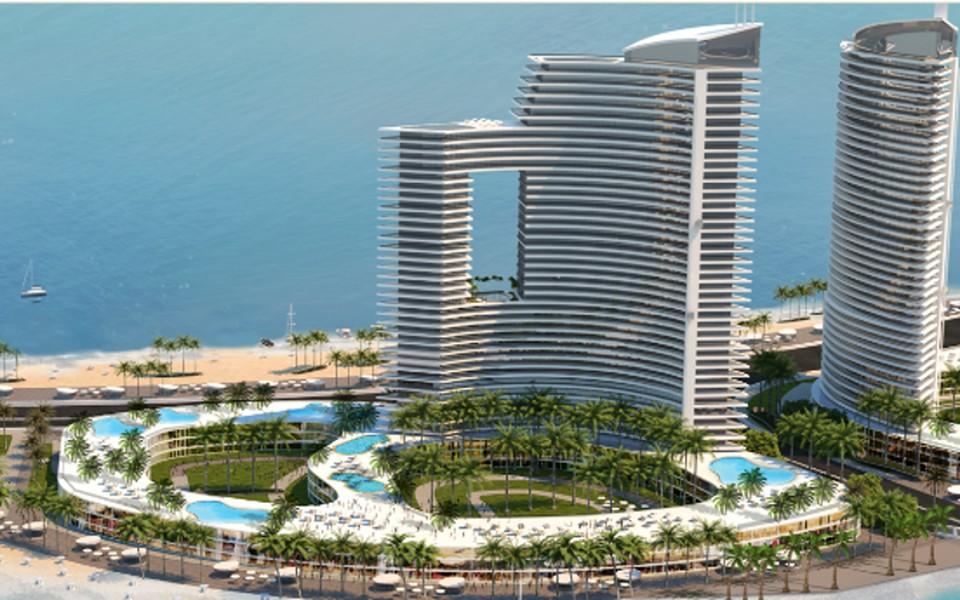 Так будет выглядеть новый египетский город на Средиземном море. Фото: Invest In Egypt.