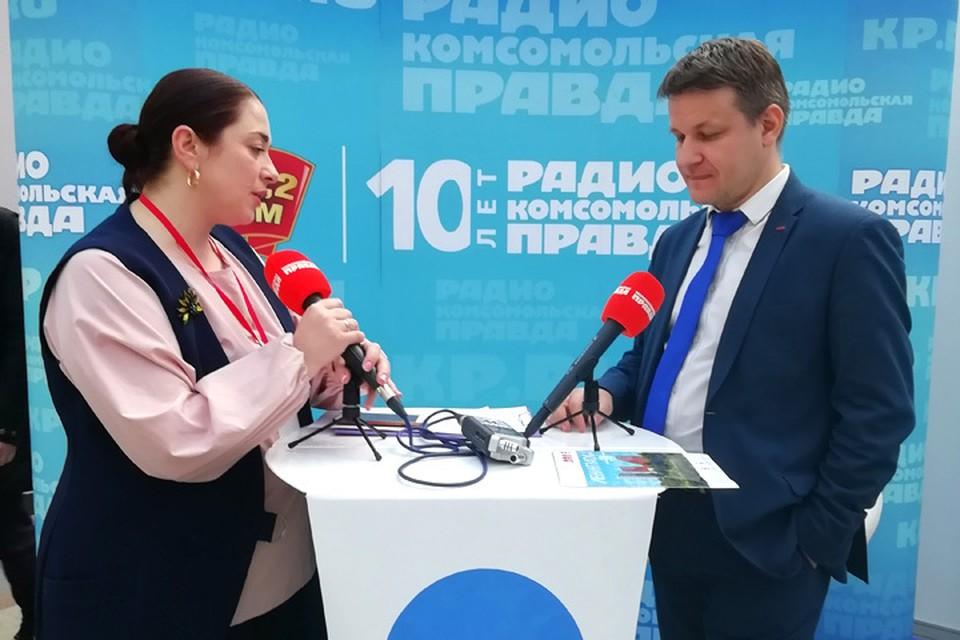 Директор по информационной политике и корпоративным коммуникациям «Группы ЛСР» Александр Зильберт