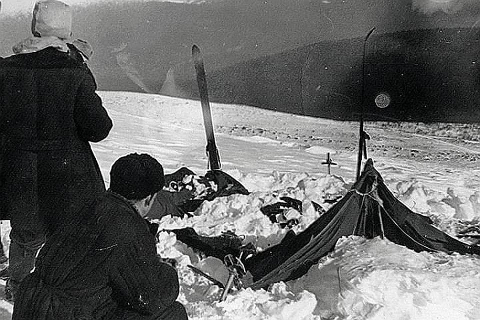 Трагедия на перевале Дятлова одна из главных загадок ХХ века