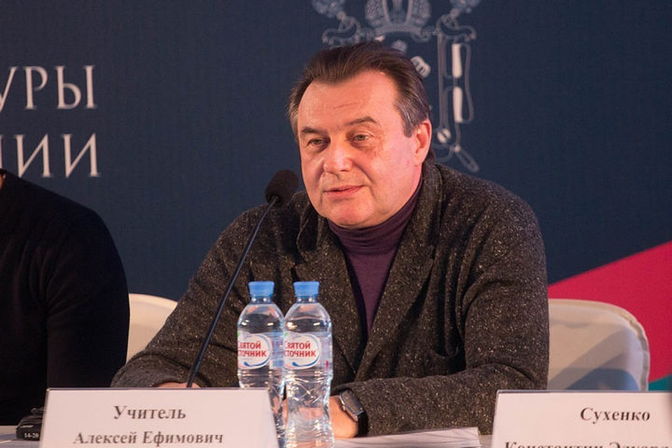 Алиев считает оскорбительными выражения режиссера Учителя в его адрес