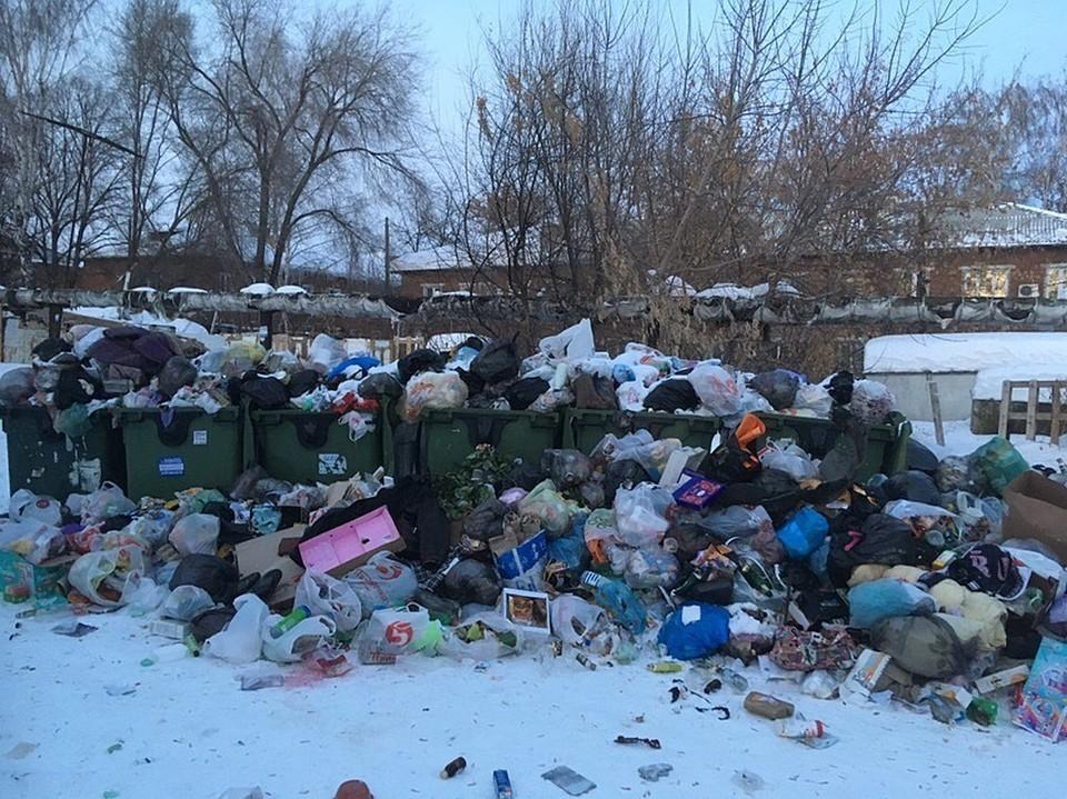 Вывозом мусора в Самарской области довольны не все