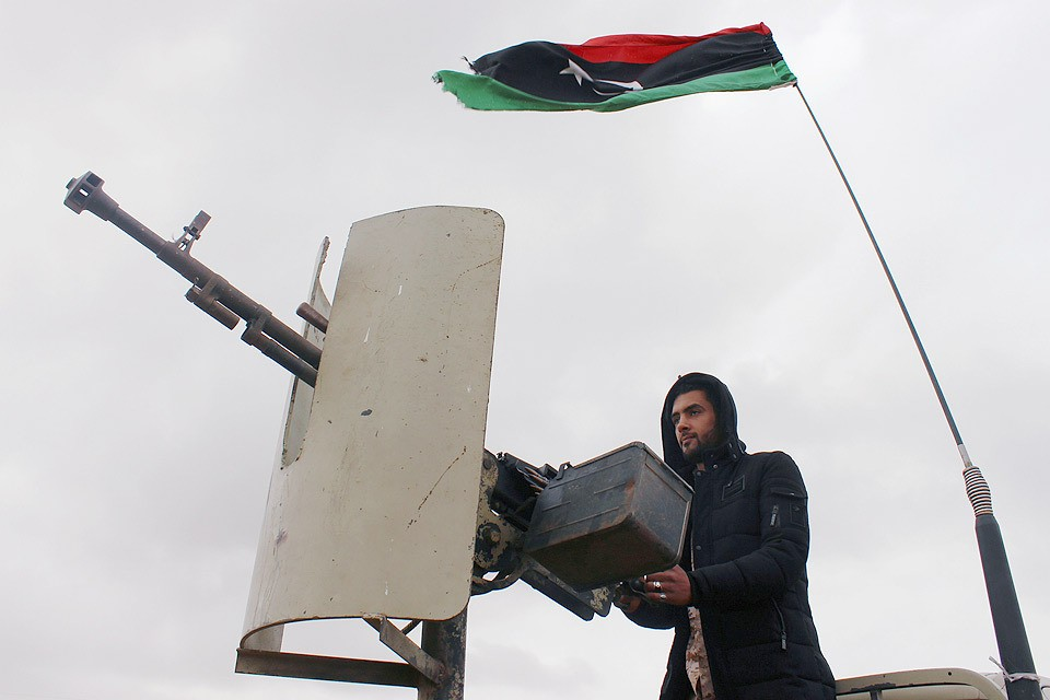 После падения режима Каддафи в Ливии почти тут же вспыхнула гражданская война, которая не утихает до сих пор.