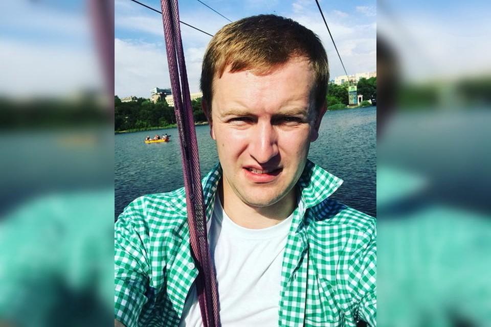 Сергей Сверчков был депутатом парламента ДНР с ноября 2014 года. Фото: vk.com/ssverchkov