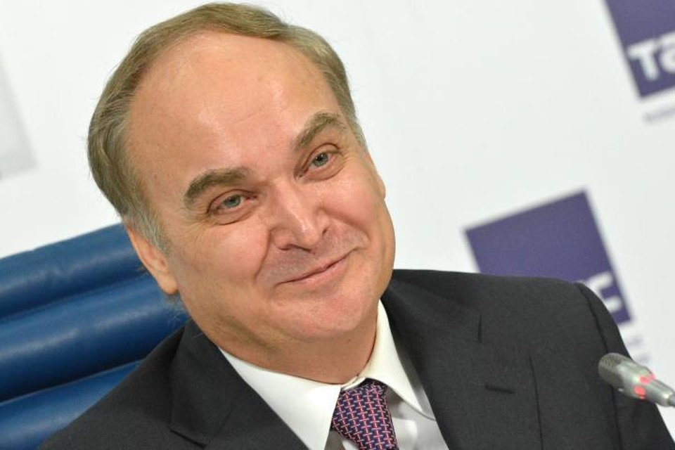 Посол РФ в США Анатолий Антонов. Фото: Юрий Машков/ТАСС