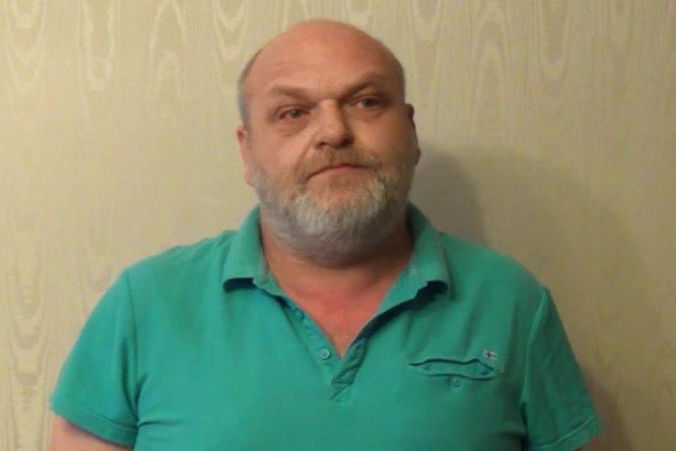 ФСБ задержали боевика «Правого сектора»* по фамилии Пирожок. Фото: скрин с видео ФСБ