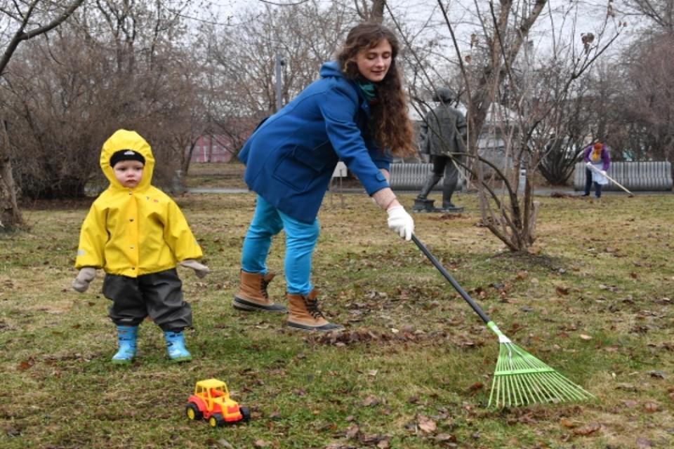 Пусть на субботники выходят те, кто не умеет работать на своем месте по организации порядка и наведению чистоты