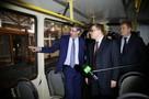 Алексей Текслер проверяет работу общественного транспорта в Челябинске