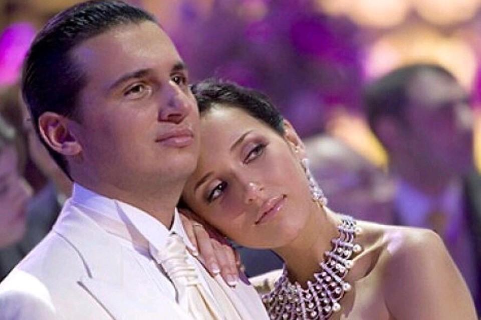 Алсу с мужем Яном, архивный снимок.