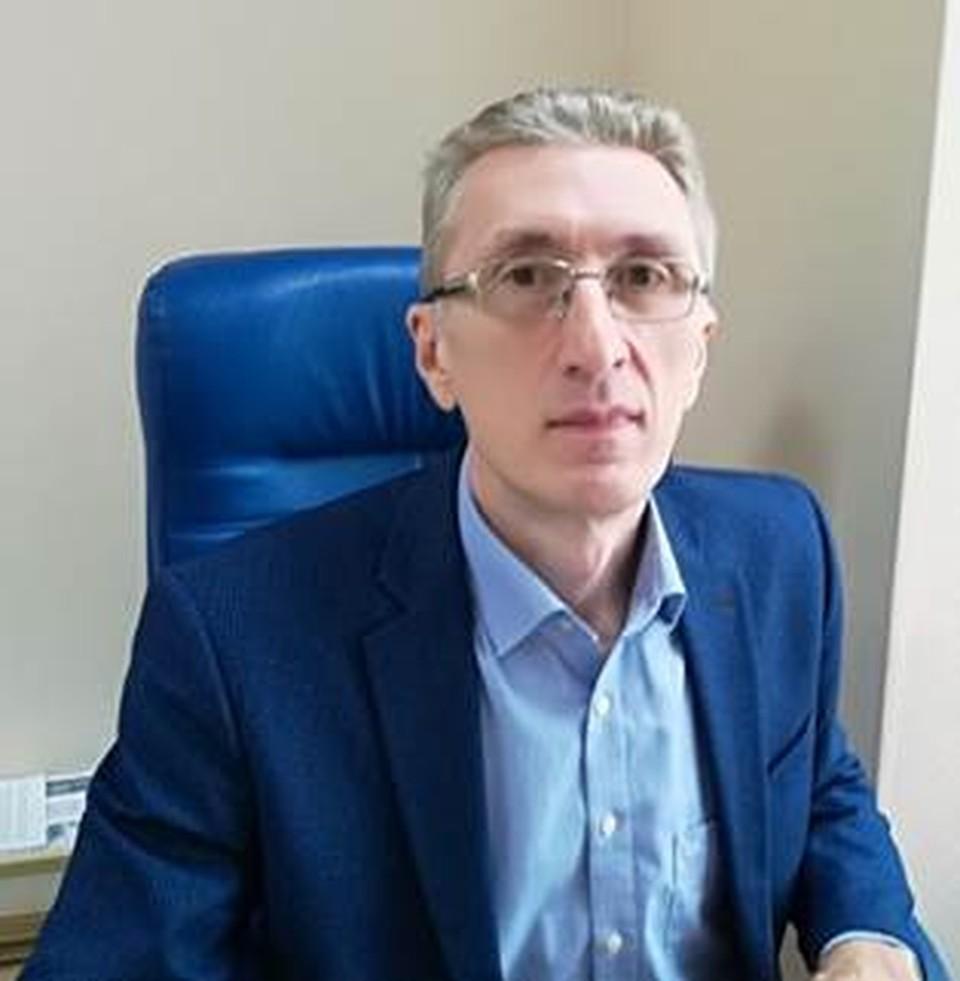 Дмитрий Кирсанов.