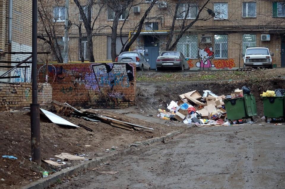 После зимы Самаре точно нужна генеральная уборка