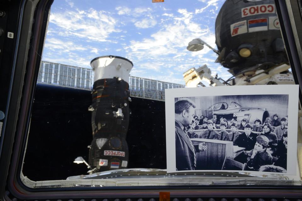 Космонавт Андрей Борисенко: Ни одно фото не передаст, насколько красива планета Земля. ФОТО: Личный архив