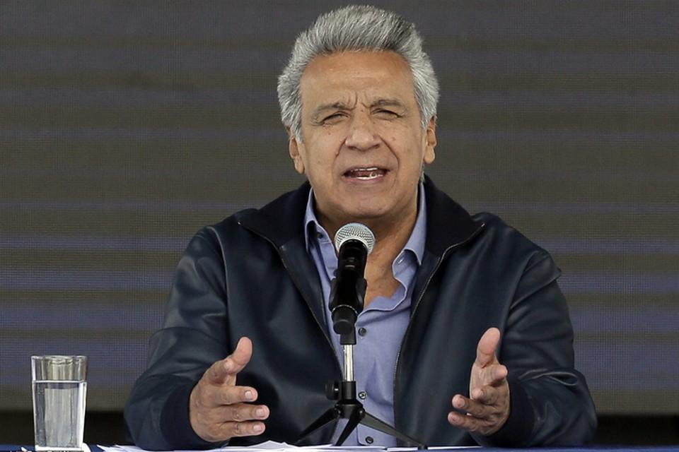 Главный упрек к президенту Эквадора был в том, что его имя, записанное в метрическом свидетельстве – Ленин Вольтер Морено