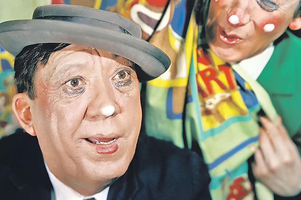 Юрий Никулин проработал в цирке около 50 лет.