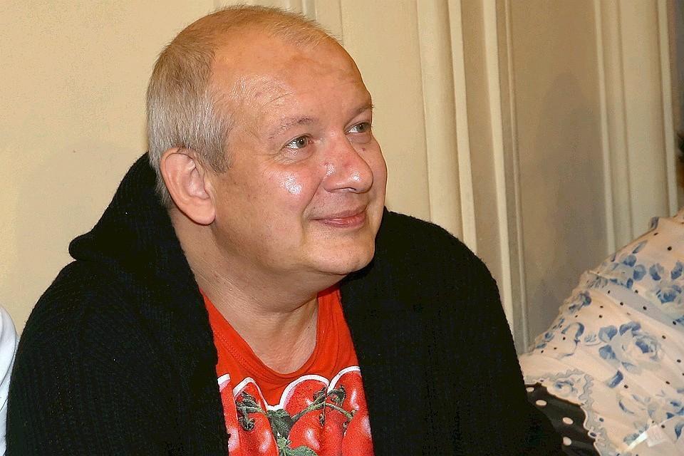 Актер Дмитрий Марьянов в декабре 2016 года.