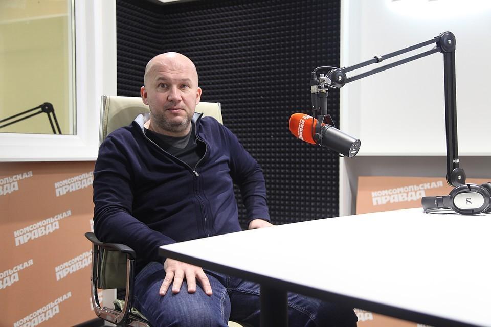 Сергей Булатов.