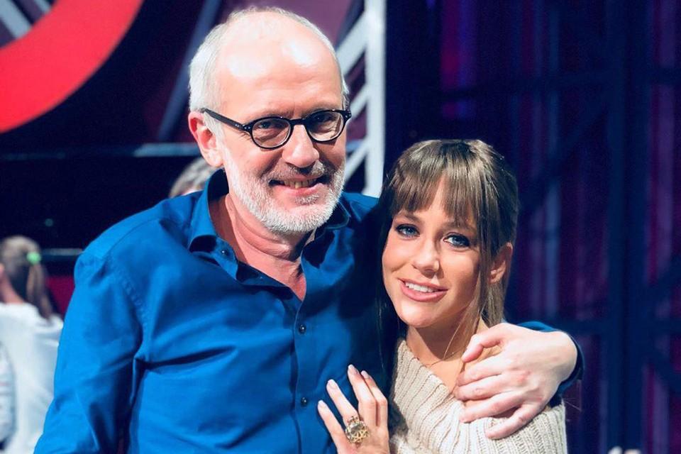 Телезвезда заверила, что ее с Гордоном связывает исключительно дружеские и профессиональные отношения