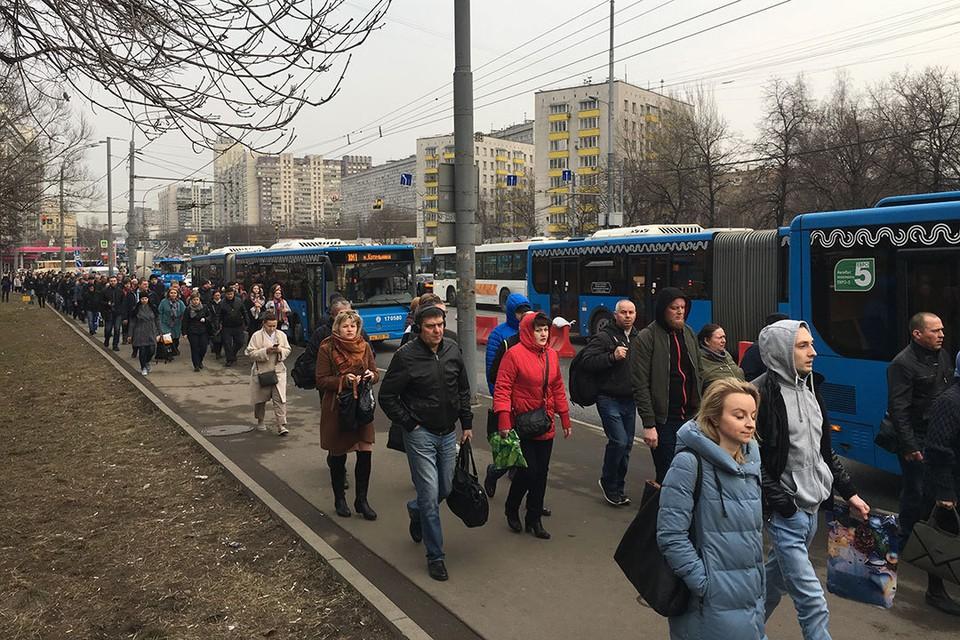 В Москве изменятся маршруты автобусов