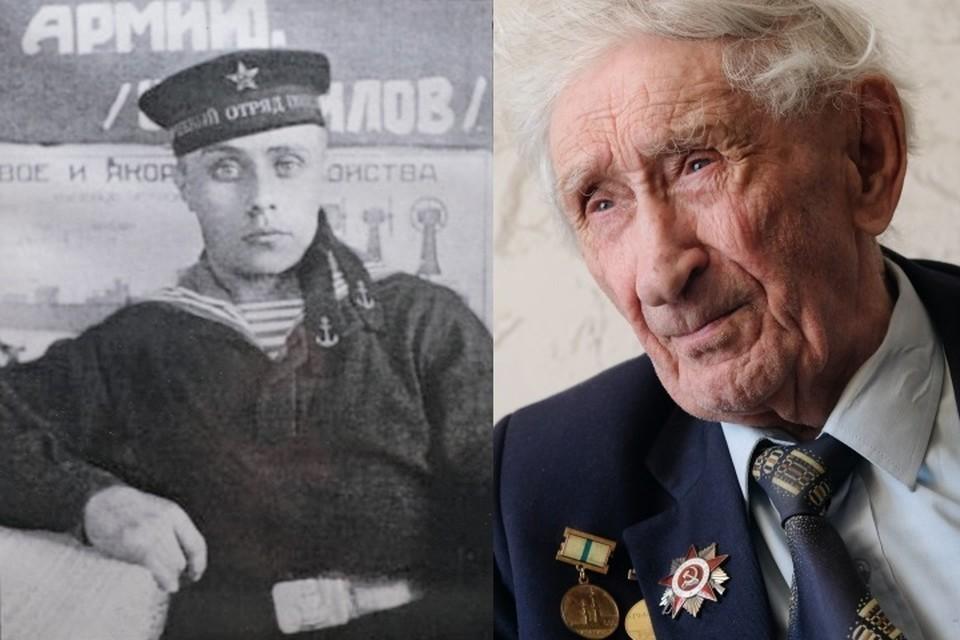 Ветеран Михаил Зорин уверяет, что помог спасти Владимира Спиридоновича Путина