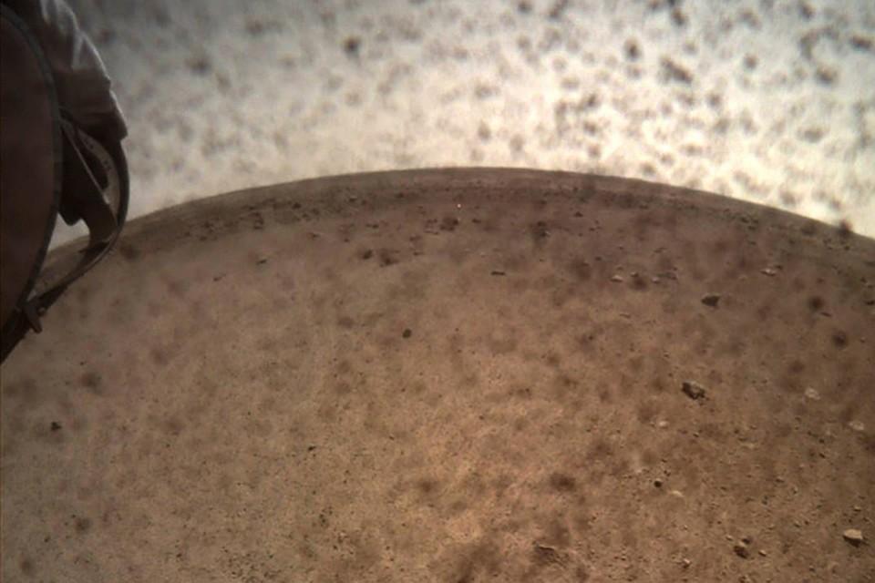 Марс тряхнуло: на Земле это услышали