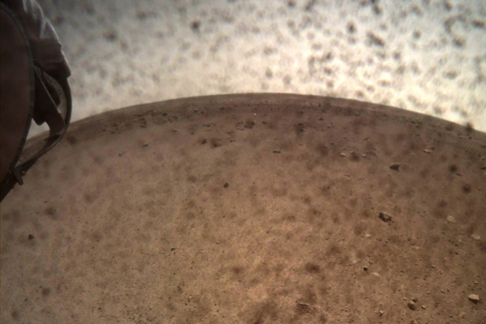 Можно не сомневаться: в недрах Марса продолжаются тектонические процессы