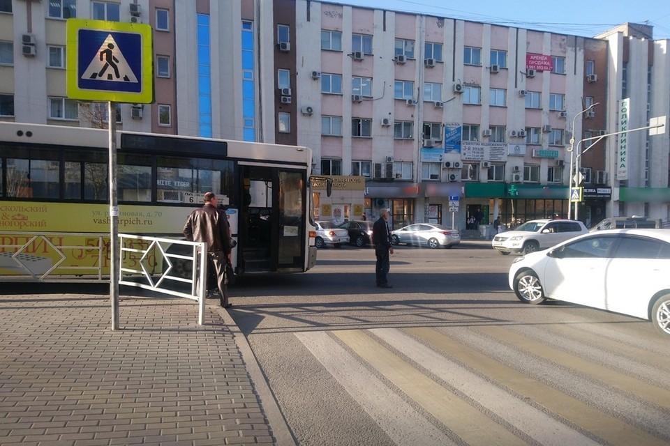 ДТП в Липецке на Советской