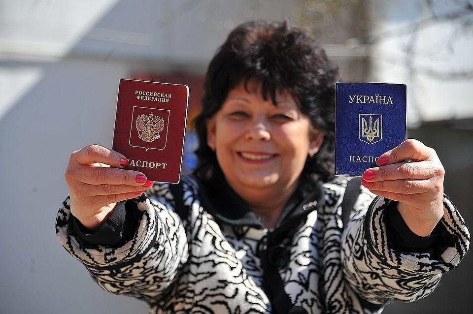 Паспорта РФ дадут жителям Донбасса право на защиту Россией
