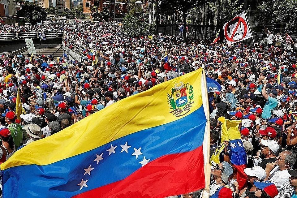 Попытка госпереворота в Венесуэле в очередной раз провалилась