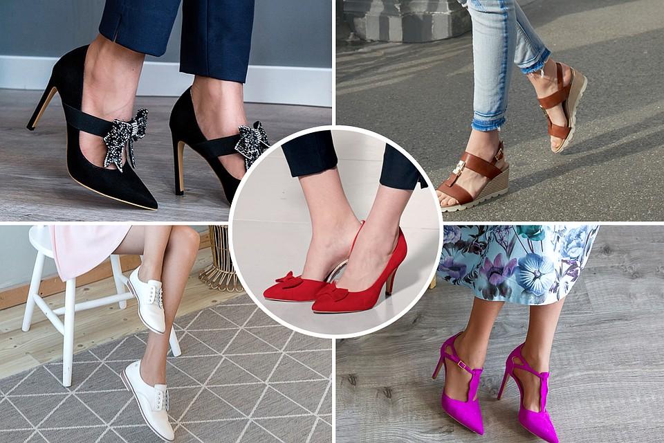 48cfda115f9 Модная обувь лето-2019  фотообзор главных трендов и новинок