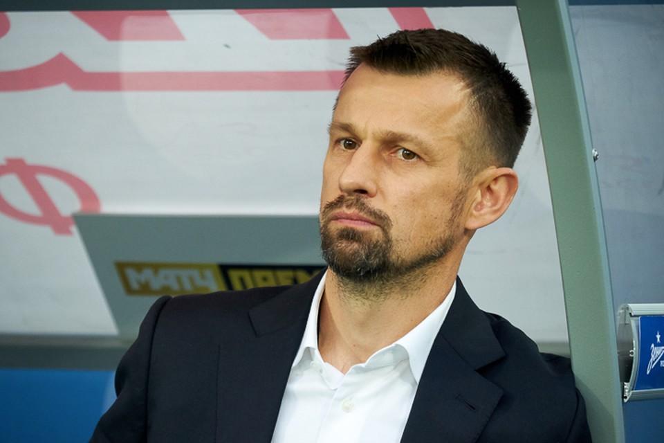 Сергей Семак хочет видеть Кокорина в команде, но о дальнейшей судьбе игрока станет известно через неделю.