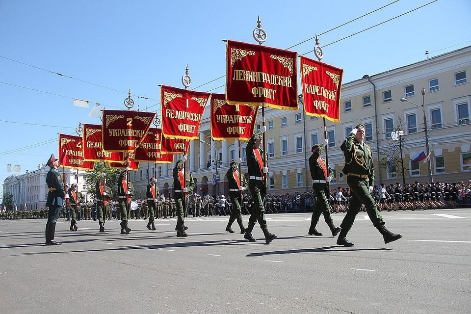 День Победы 2019 в Нижнем Новгороде: онлайн-трансляция