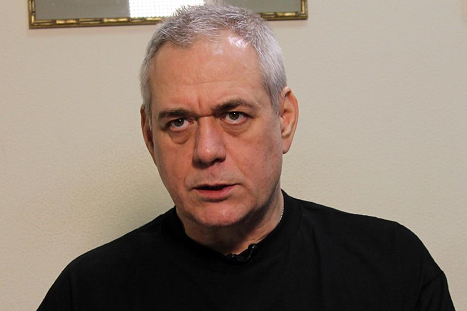 Сергей Доренко умер вчера, 9 мая, от разрыва аневризмы грудной части аорты